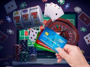 Luottokortti ja kasinopelejä